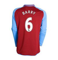 Gareth Barry Villa