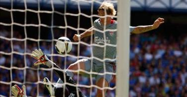 Torres scores against Rangers