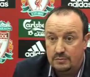 Benitez Press Conference