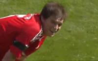 Daniel Agger scores against Blackburn
