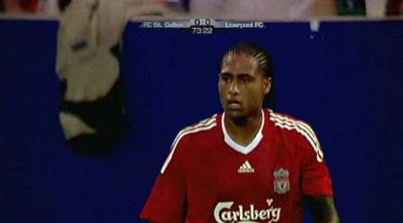 Glen Johnson - Liverpool FC