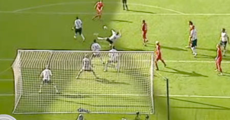 Gerrard scores the winner