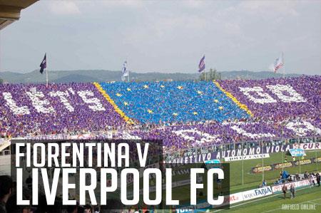 Fiorentina v Liverpool, Tue 29 September 7.45pm UK time