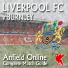 LFC v Burnley Preview
