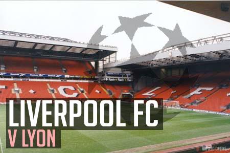 Liverpool v Lyon