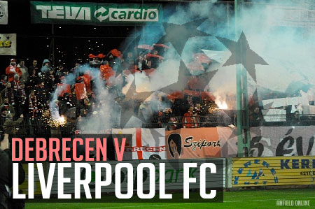 Expect some flares and an intimidating atmosphere tonight