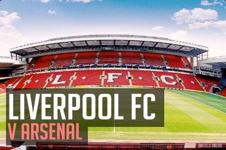 Liverpool v Arsenal