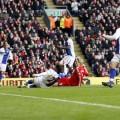 Torres scores against Blackburn