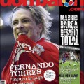 Torres interviewed in latest Don Balon magazine