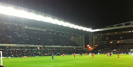 Blackburn 3-1 Liverpool, Ewood Park, 2011