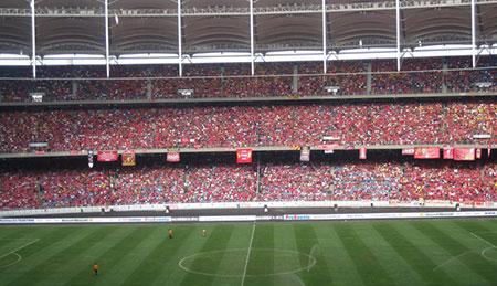 LFC in Malaysia 2011