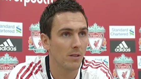 Stewart Downing joins Liverpool