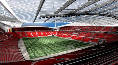 New Anfield - Internal View