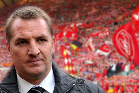 Brendan Rodgers - Liverpool FC Manager