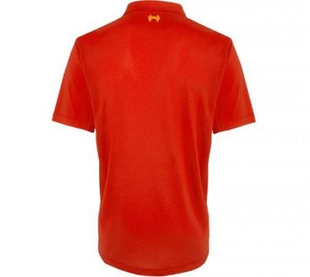 New LFC Home Kit 2012-13
