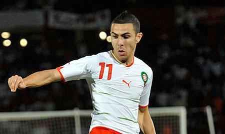 Oussama Assaidi - Liverpool FC