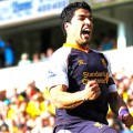 Luis Suarez scores another hat-trick against Norwich City