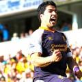 Luis Suarez scores another hat-trick against Norwich City