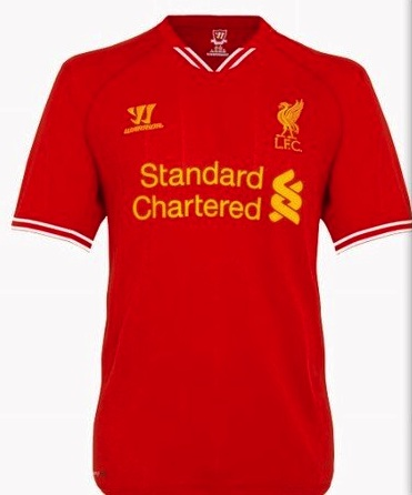 Leaked! All three Liverpool kits for season 2013/2014