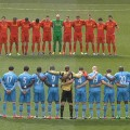 Minutes Silence before Liverpool - West Ham
