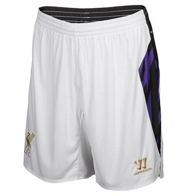 Liverpool FC Warrior 3rd Shorts 2013-14
