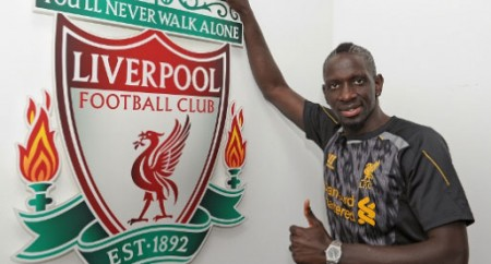 Mamadou Sakho signs for Liverpool FC
