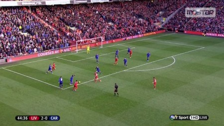 Watch the goals as Liverpool score 3 against Cardiff