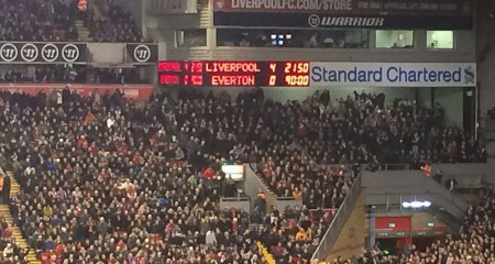 Liverpool 4-0 Everton