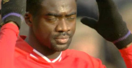 Kolo Toure against West Brom