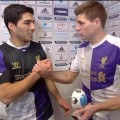 Suarez and Gerrard both on target in Southampton win
