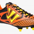 Warrior Skreamer Football Boots signed by Kolo Toure