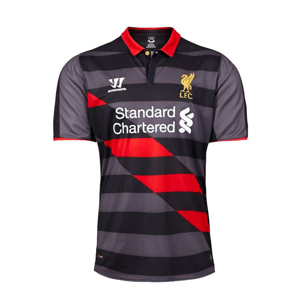 release date: 326f0 da0f4 NEW LFC KIT: It's the new Liverpool Third Kit for 2014-15 ...