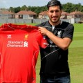 Emre Can officially signs for Liverpool FC