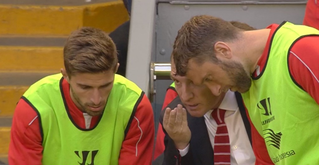 Rickie Lambert and Fabio Borini sent on - from SAS to 'Lambrini'