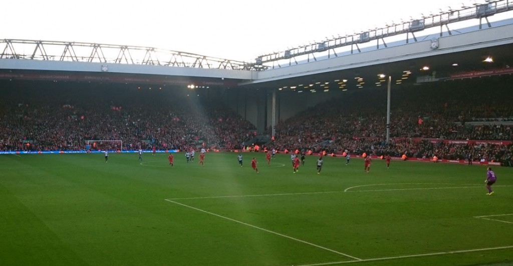 LFC 2-1 West Brom at Anfield