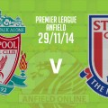 LFC v Stoke City: Match Preview