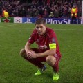 Steven Gerrard Full Time against FC Basel