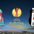 LFC v Besiktas in the Europa League