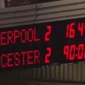 LFC 2-2 Leicester City