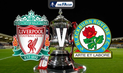 Liverpool v Blackburn FA Cup