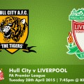 Hull City v Liverpool