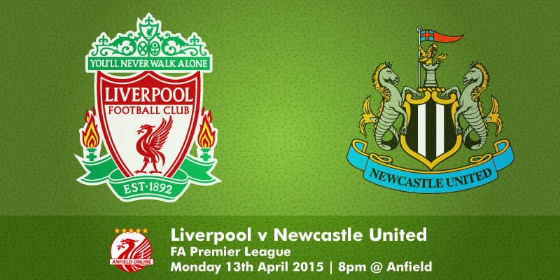 Newcastle United vs Liverpool fc Liverpool v Newcastle United