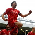 Gerrard scores against QPR