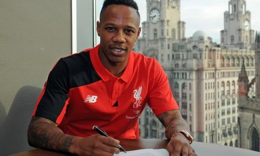 Nathaniel Clyne Liverpool FC
