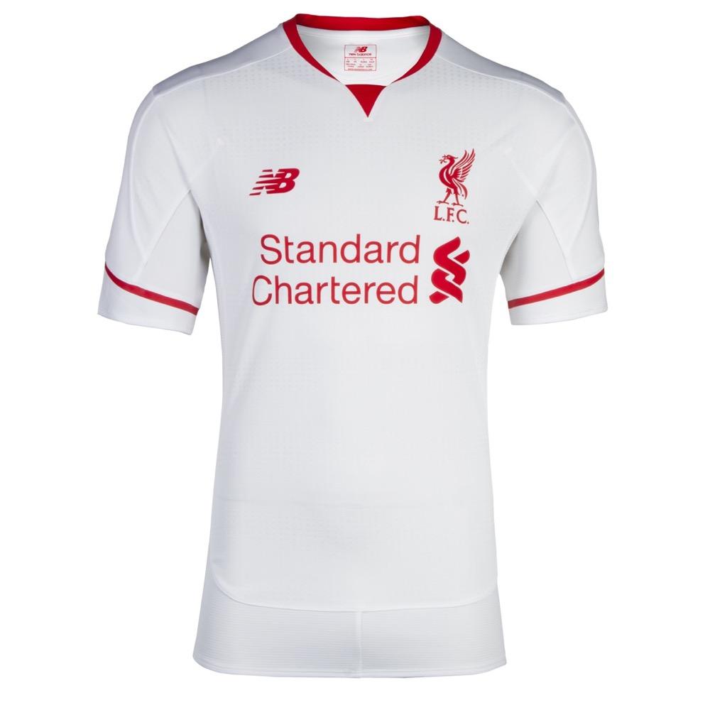 New LFC Away Shirt 2015-16