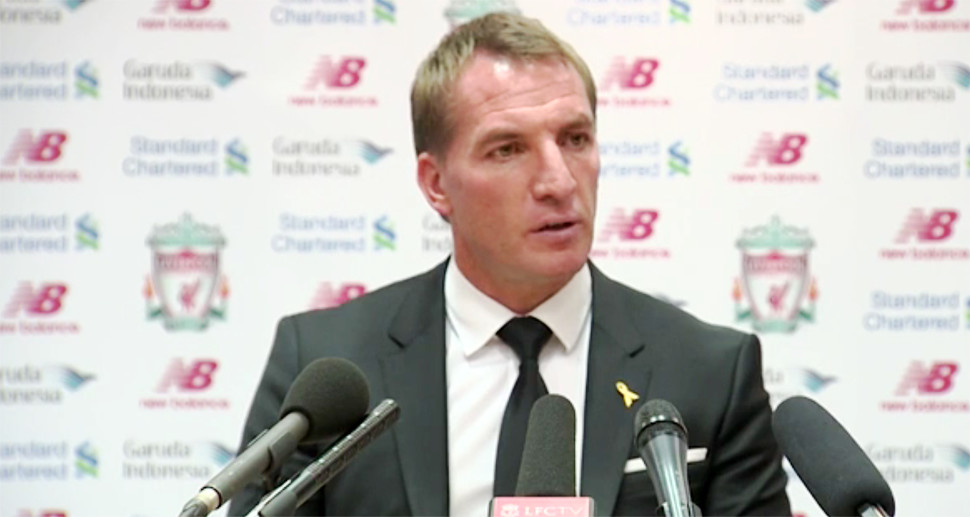 Brendan Rodgers Press Conference (Anfield Online)