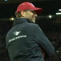 Jurgen Klopp at Anfield for Liverpool v Crystal Palace