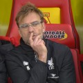 Jurgen Klopp frustrated at LFC's display