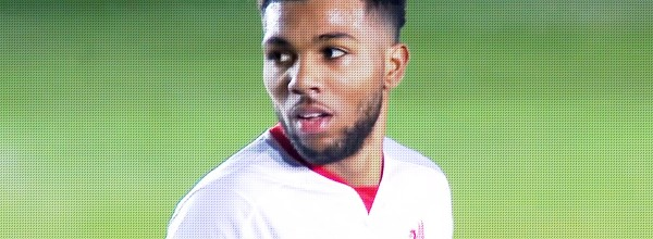 Jerome Sinclair scores his first goal for LFC
