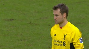 Simon Mignolet concedes two against West Ham